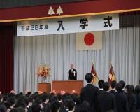 第7回入学式(中・高合同)