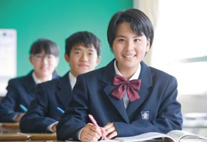 教育プログラム – 静岡北中学校
